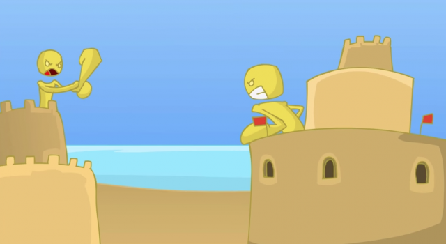 The Parable of the Sand Castles