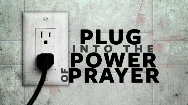 The Power of Prayer: Is anybody listening?